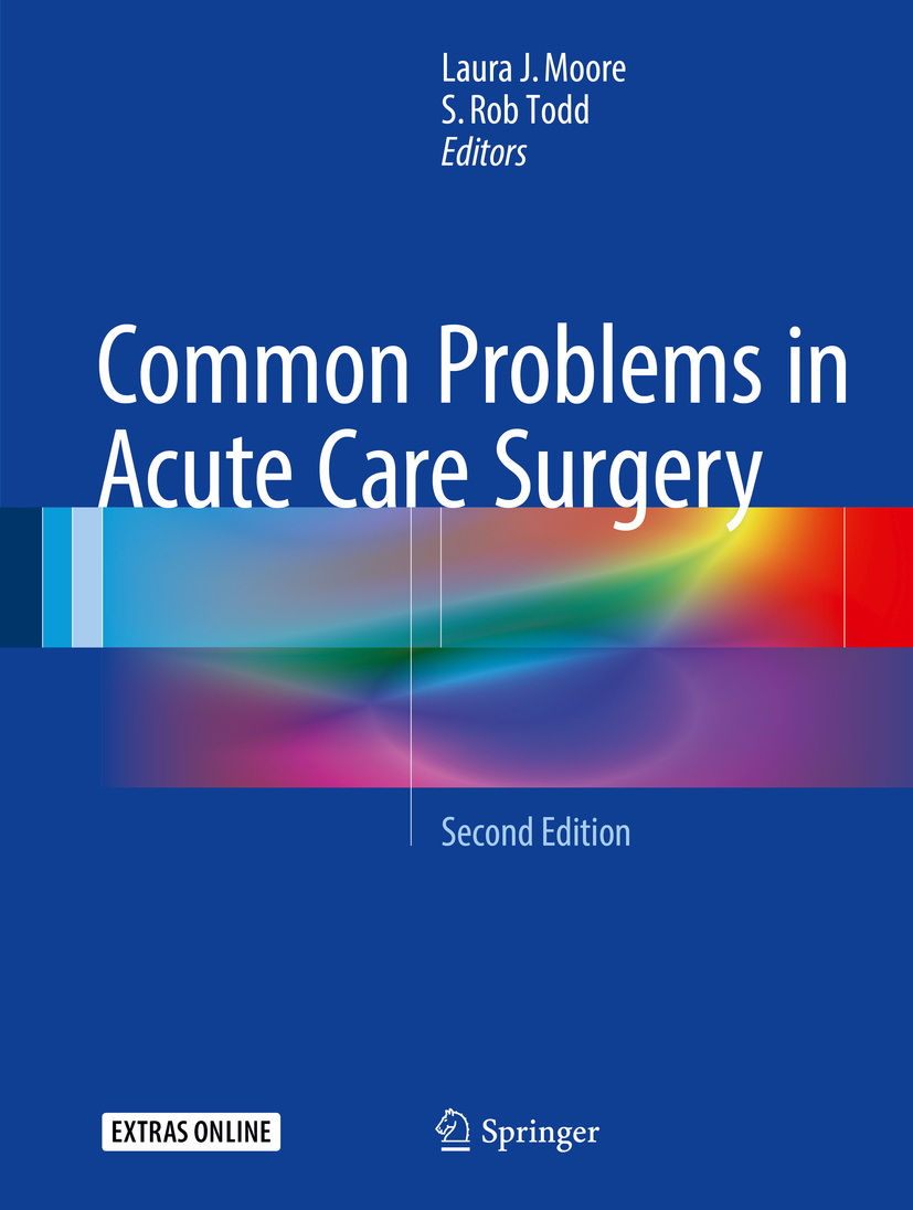 Moore, Laura J. - Common Problems in Acute Care Surgery, ebook