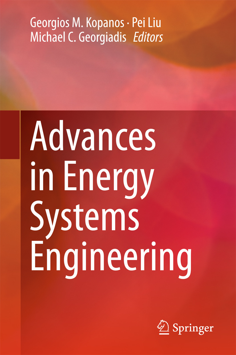 Georgiadis, Michael C. - Advances in Energy Systems Engineering, ebook