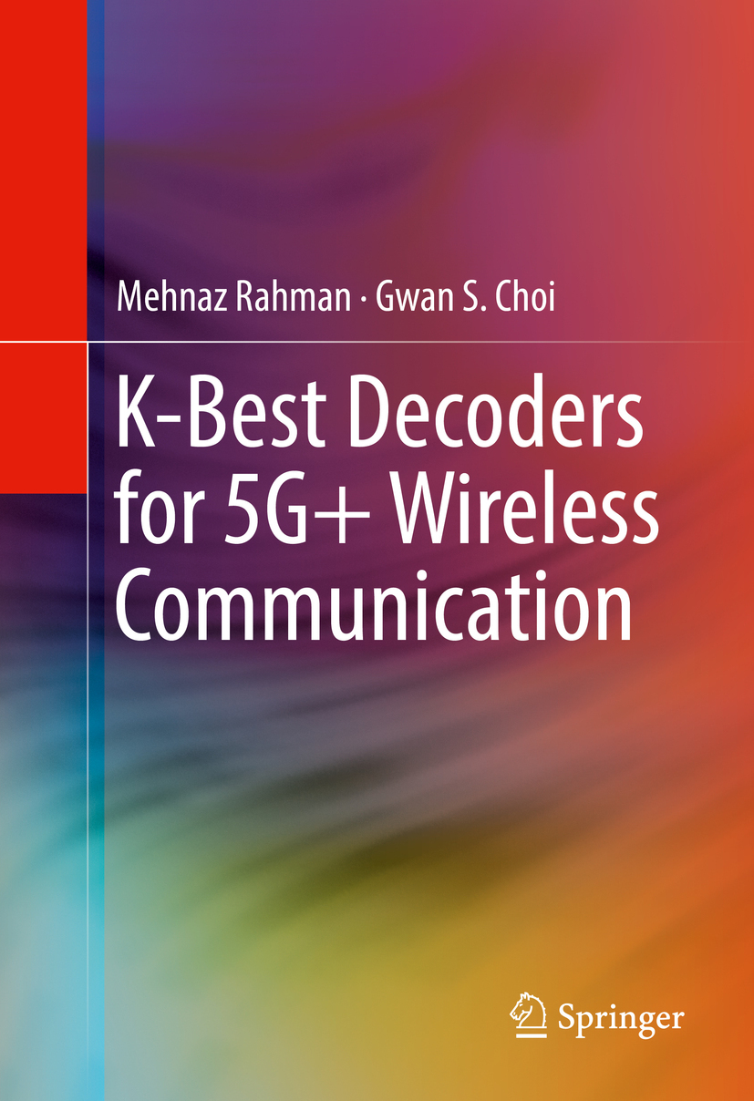 Choi, Gwan S. - K-Best Decoders for 5G+ Wireless Communication, ebook