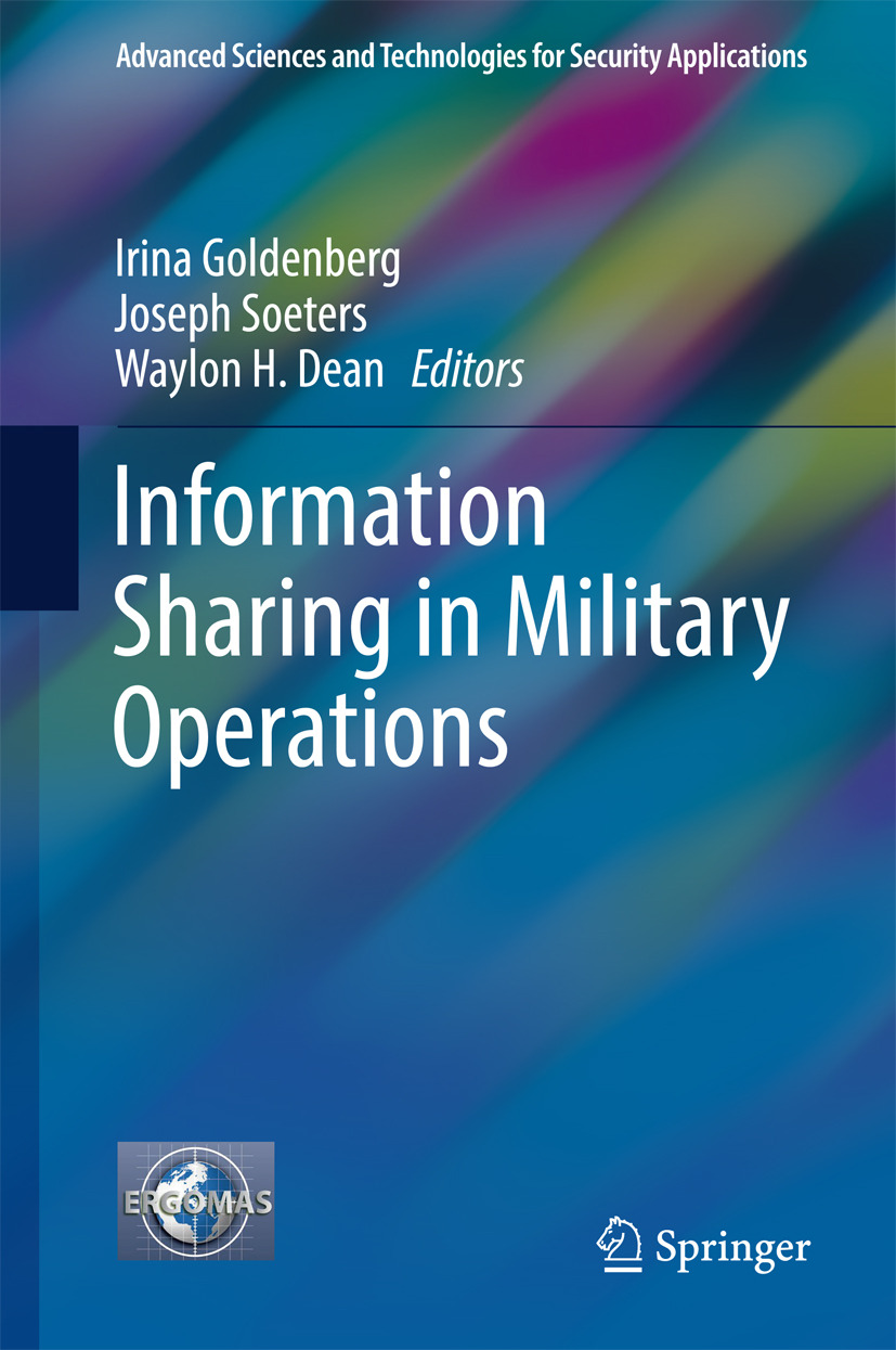 Dean, Waylon H. - Information Sharing in Military Operations, ebook