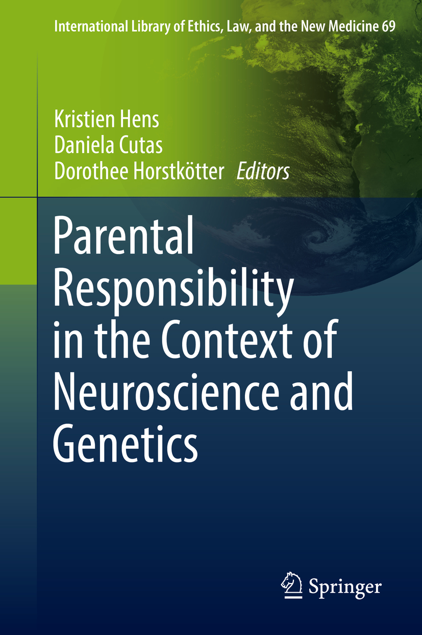 Cutas, Daniela - Parental Responsibility in the Context of Neuroscience and Genetics, ebook