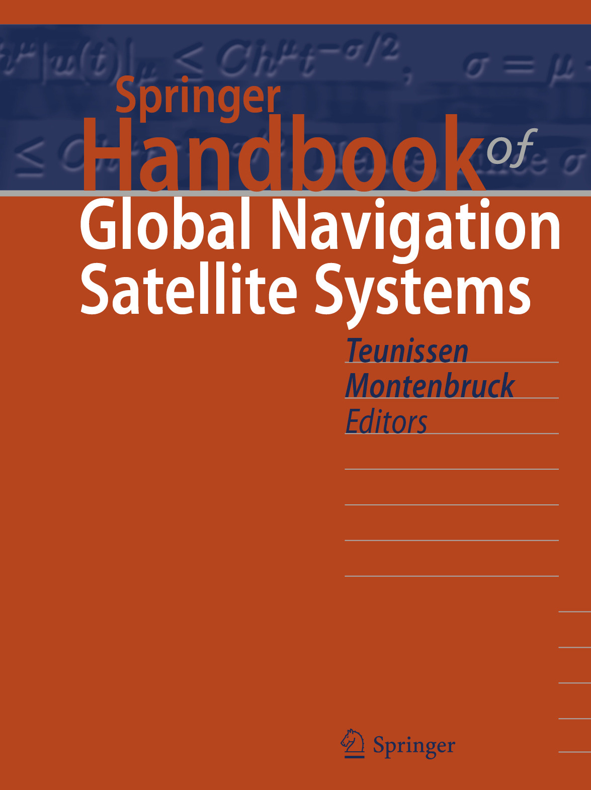 Montenbruck, Oliver - Springer Handbook of Global Navigation Satellite Systems, ebook