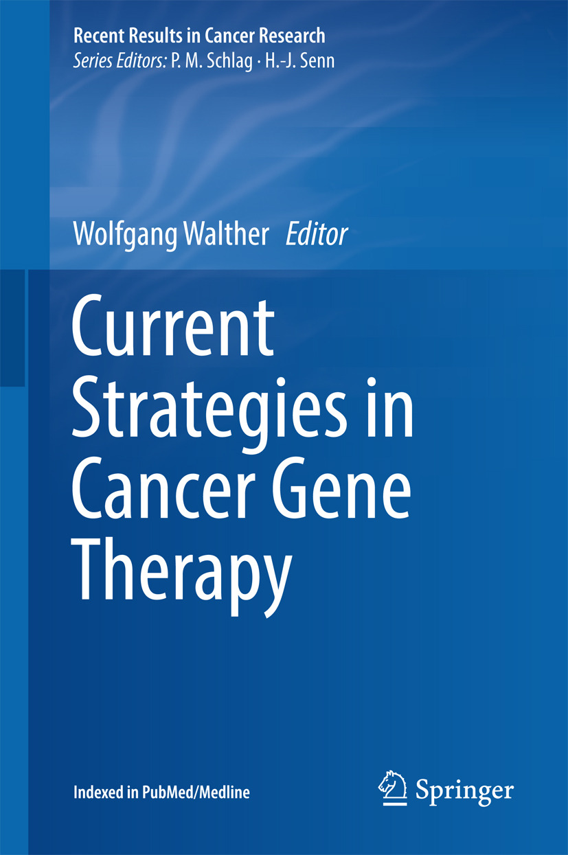 Walther, Wolfgang - Current Strategies in Cancer Gene Therapy, ebook