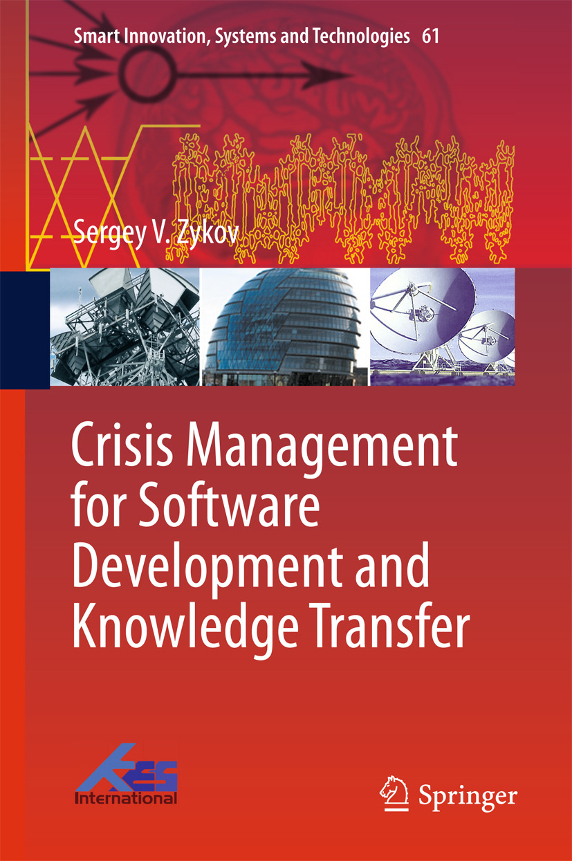 Zykov, Sergey V. - Crisis Management for Software Development and Knowledge Transfer, ebook