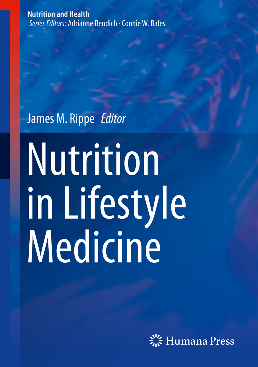 Rippe, James M. - Nutrition in Lifestyle Medicine, ebook