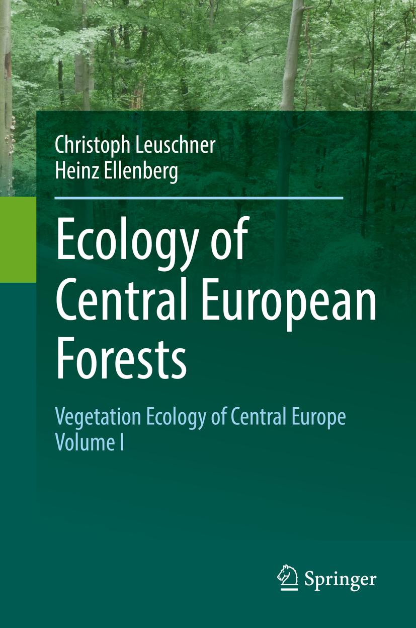 Ellenberg, Heinz - Ecology of Central European Forests, ebook