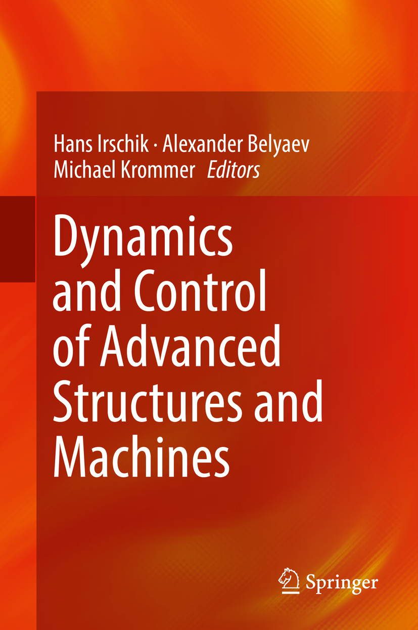 Belyaev, Alexander - Dynamics and Control of Advanced Structures and Machines, e-kirja