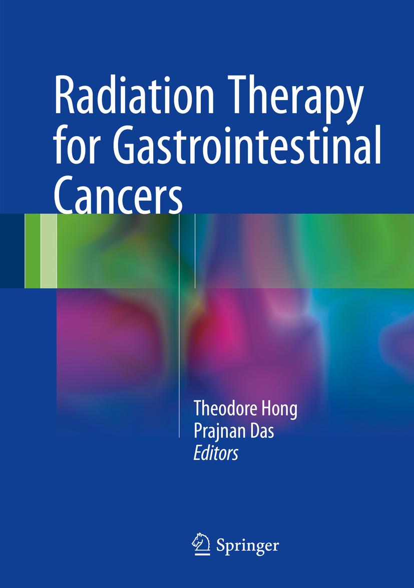Das, Prajnan - Radiation Therapy for Gastrointestinal Cancers, ebook