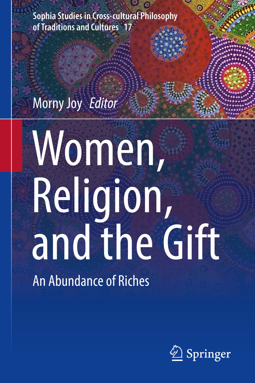 Joy, Morny - Women, Religion, and the Gift, ebook