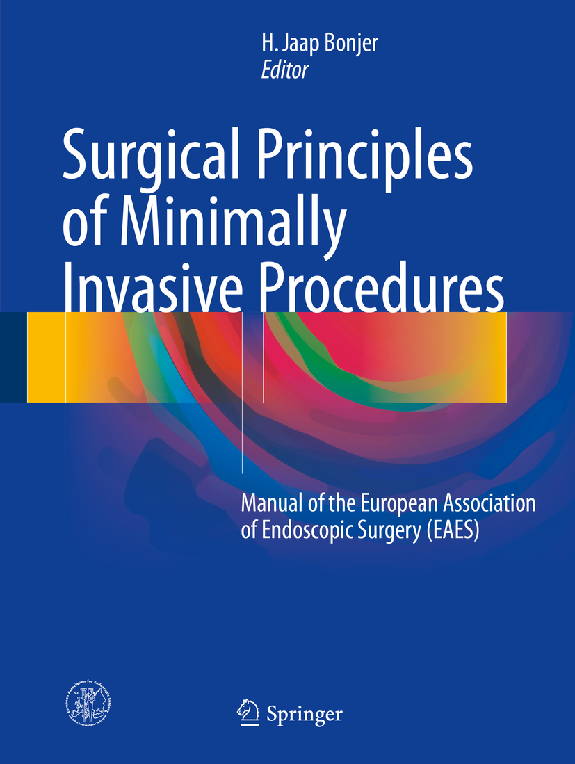 Bonjer, H. Jaap - Surgical Principles of Minimally Invasive Procedures, ebook