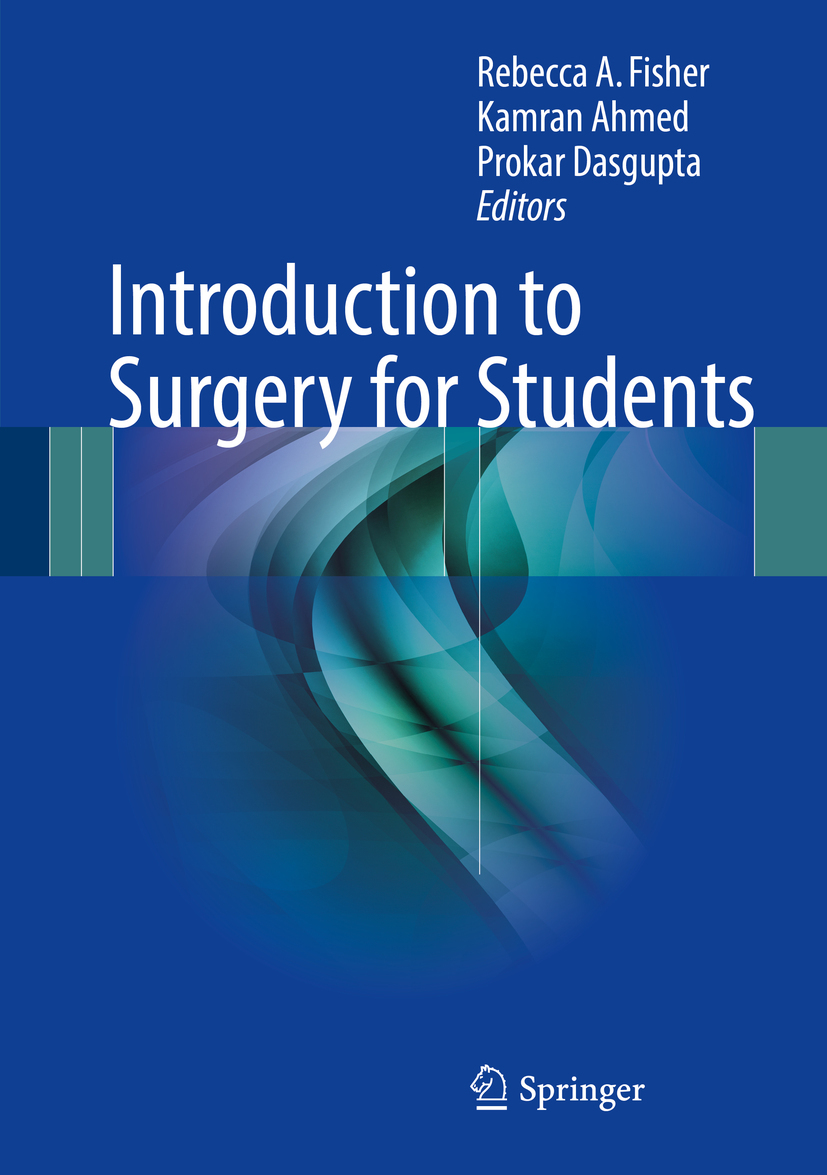 Ahmed, Kamran - Introduction to Surgery for Students, ebook