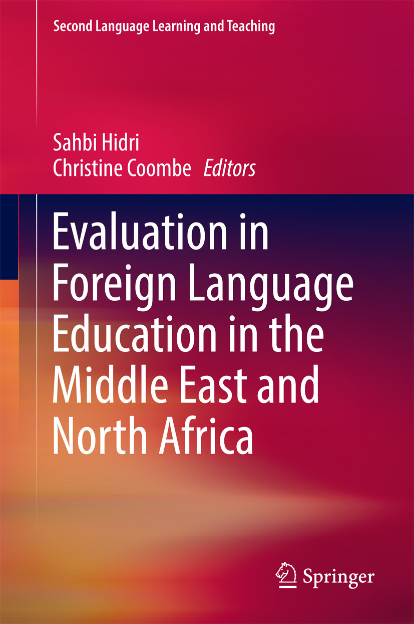 Coombe, Christine - Evaluation in Foreign Language Education in the Middle East and North Africa, ebook