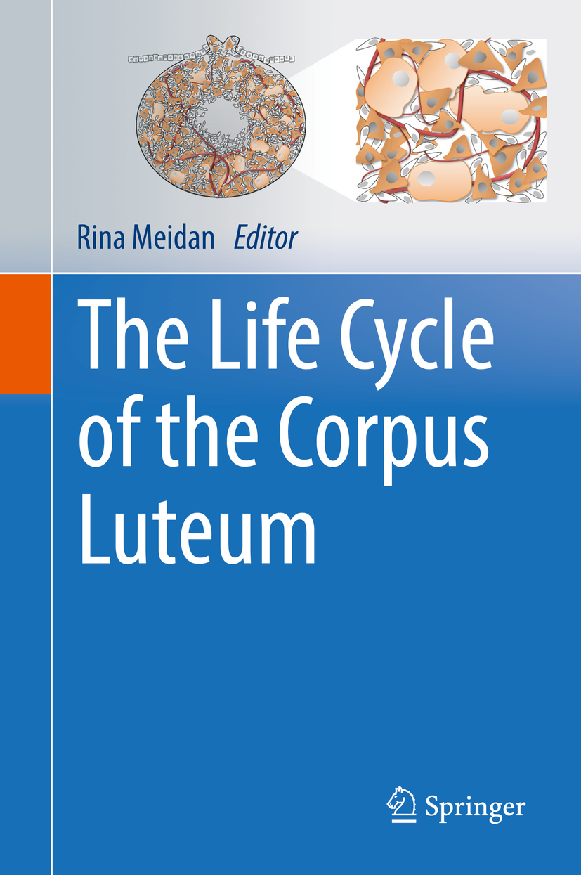Meidan, Rina - The Life Cycle of the Corpus Luteum, ebook