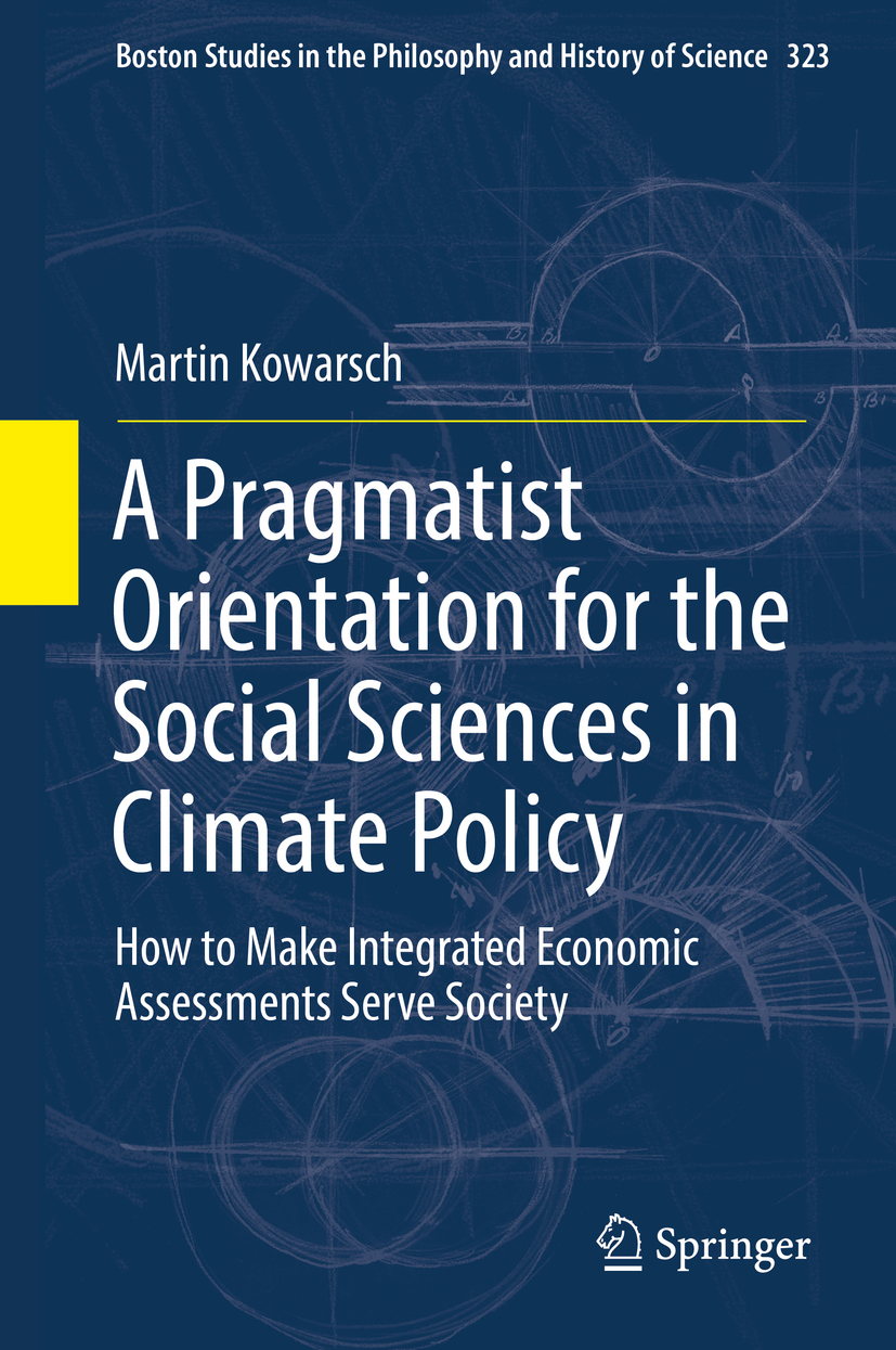 Kowarsch, Martin - A Pragmatist Orientation for the Social Sciences in Climate Policy, ebook