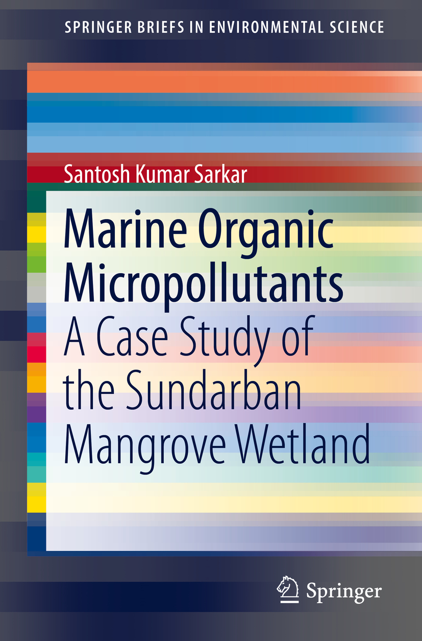 Sarkar, Santosh Kumar - Marine Organic Micropollutants, ebook