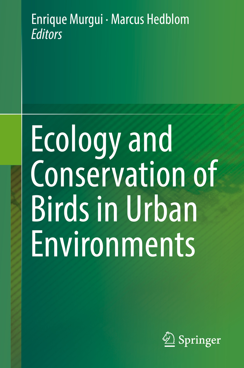 Hedblom, Marcus - Ecology and Conservation of Birds in Urban Environments, ebook