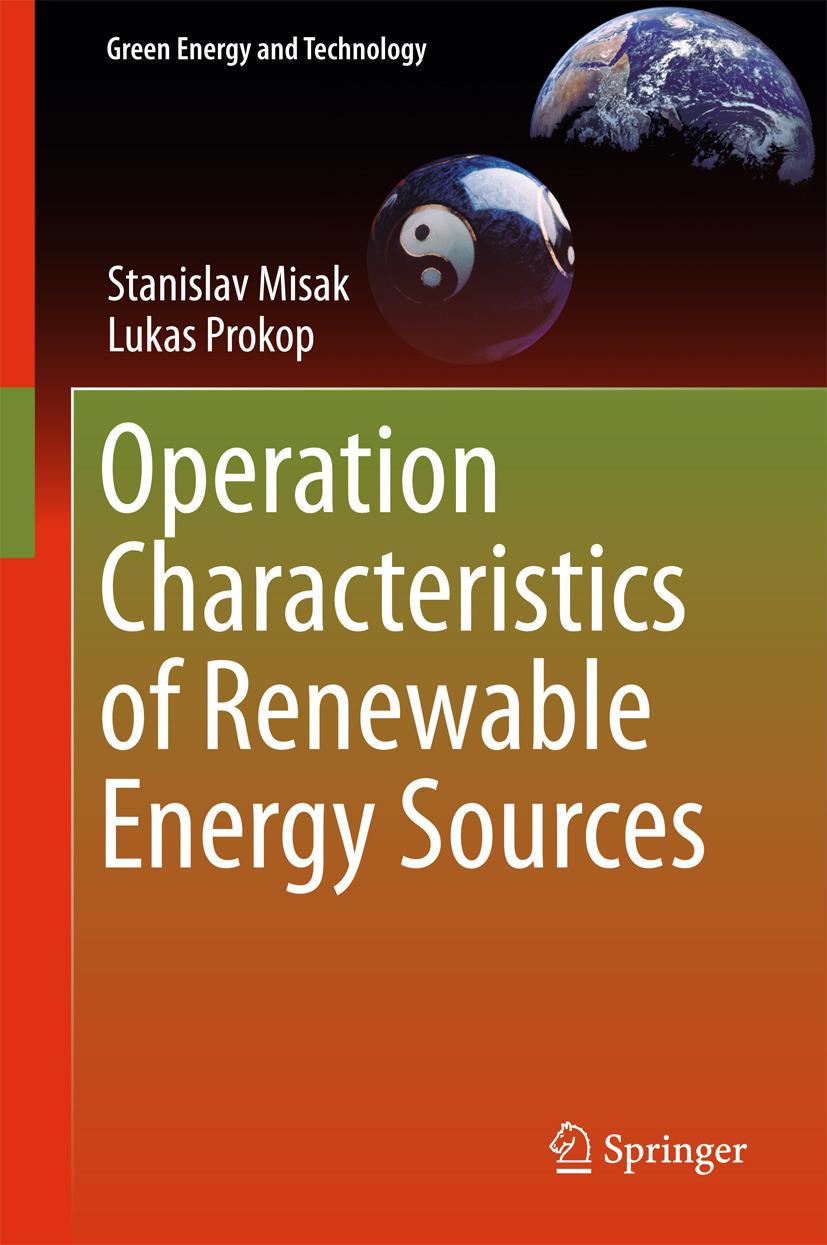 Misak, Stanislav - Operation Characteristics of Renewable Energy Sources, ebook