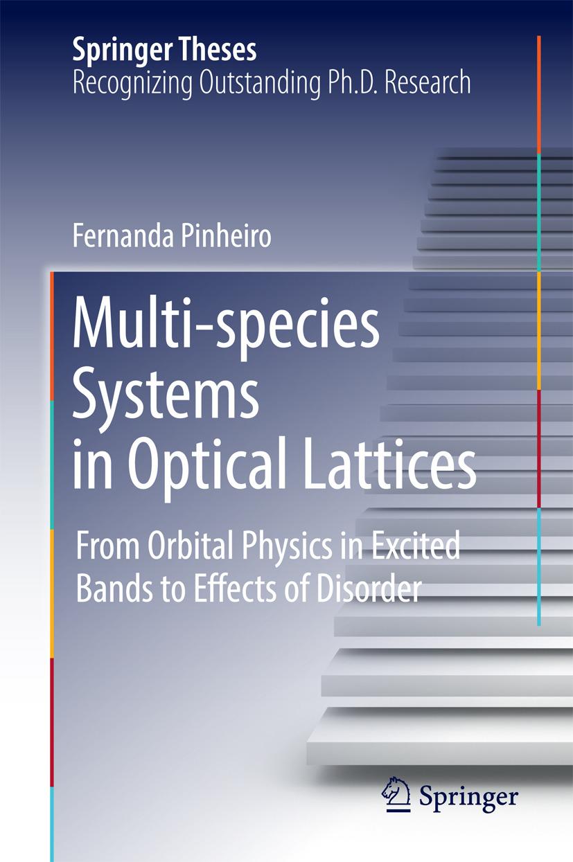 Pinheiro, Fernanda - Multi-species Systems in Optical Lattices, ebook