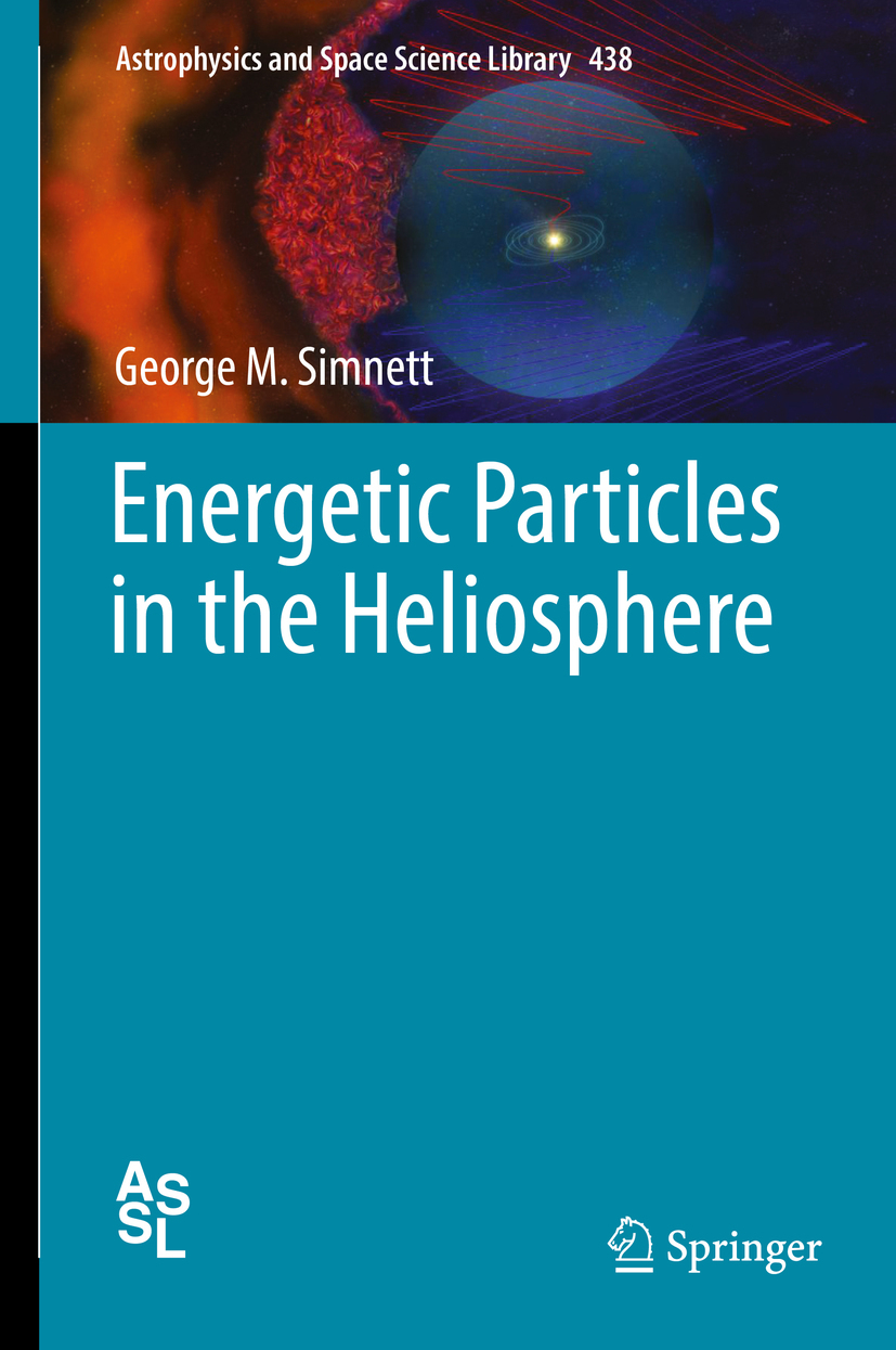 Simnett, George M. - Energetic Particles in the Heliosphere, ebook
