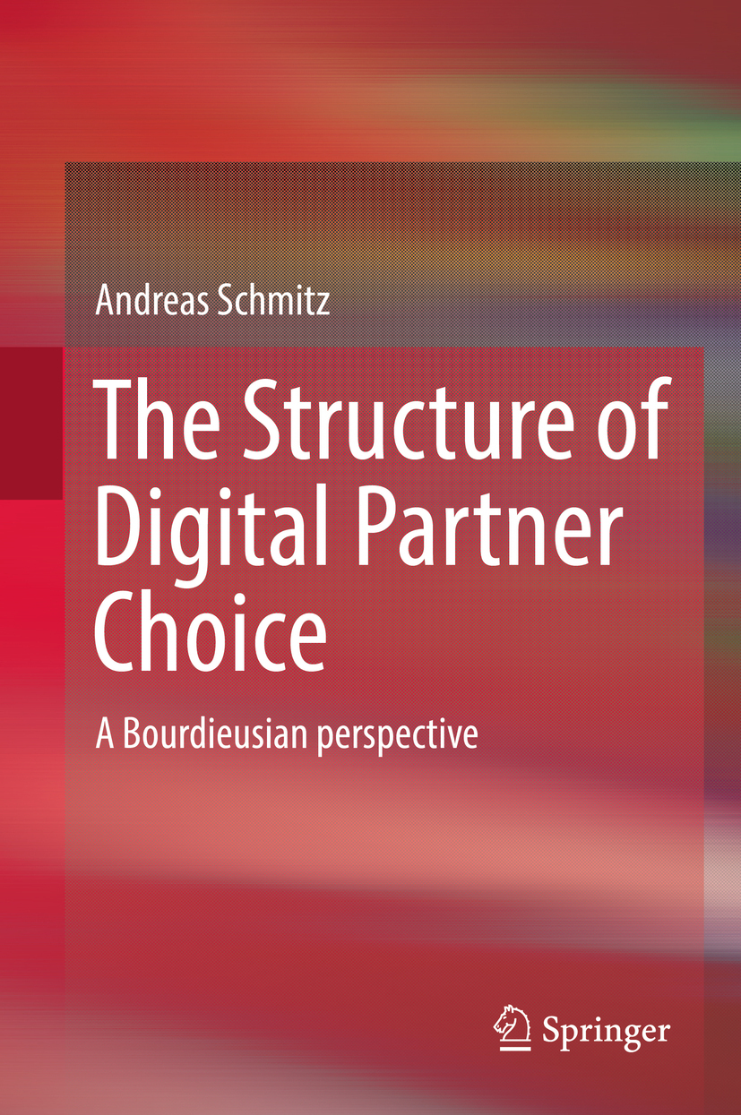 Schmitz, Andreas - The Structure of Digital Partner Choice, ebook