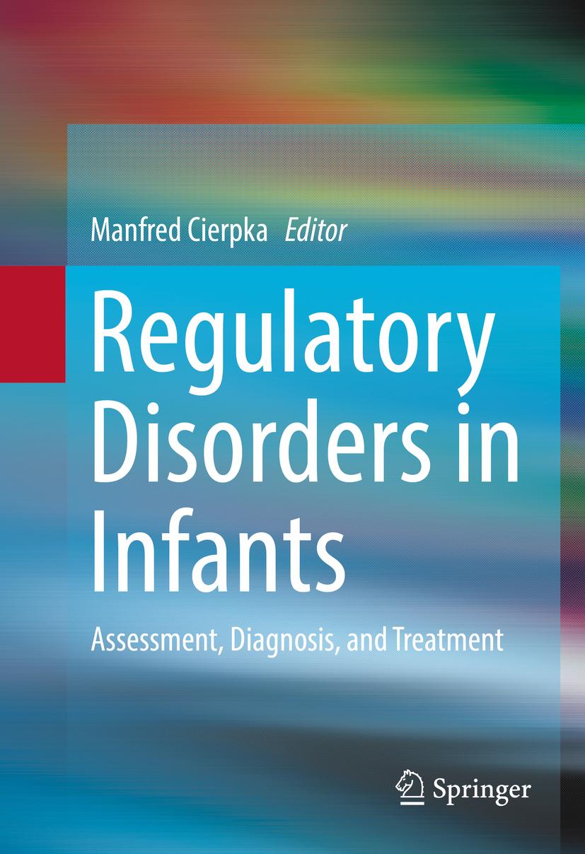 Cierpka, Manfred - Regulatory Disorders in Infants, ebook