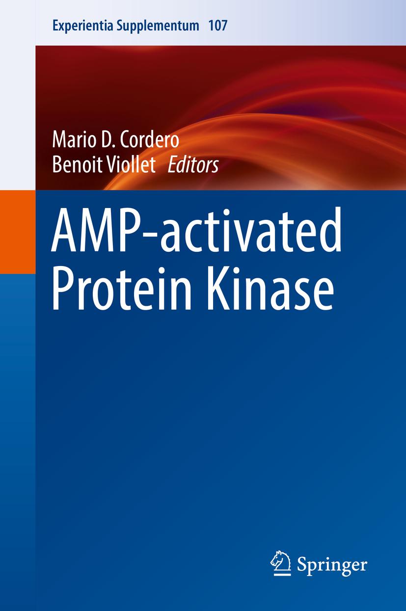 Cordero, Mario D. - AMP-activated Protein Kinase, ebook