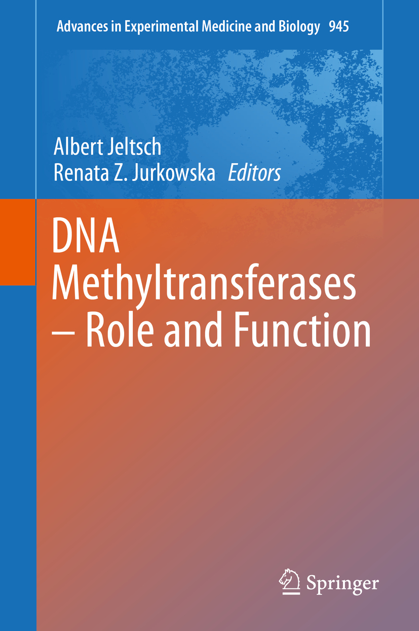 Jeltsch, Albert - DNA Methyltransferases - Role and Function, ebook
