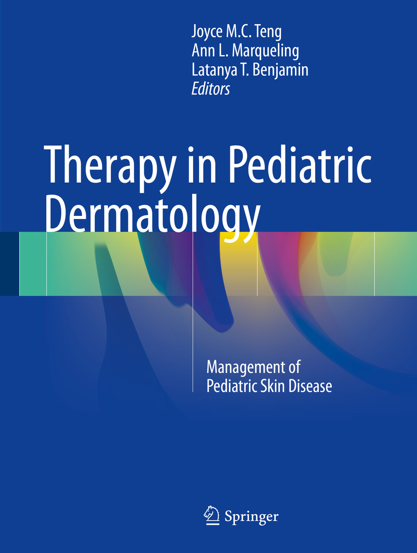 Benjamin, Latanya T. - Therapy in Pediatric Dermatology, ebook