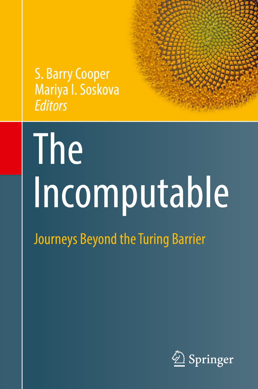 Cooper, S. Barry - The Incomputable, ebook