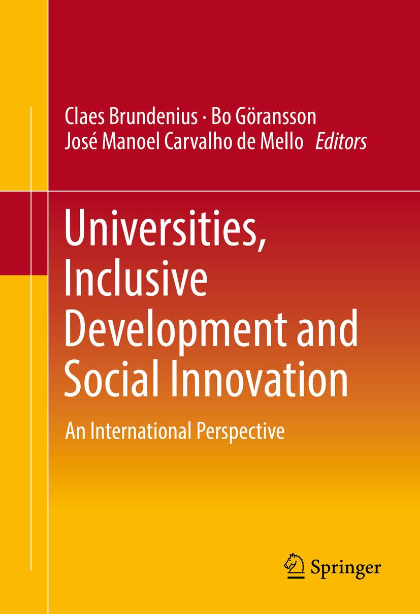 Brundenius, Claes - Universities, Inclusive Development and Social Innovation, ebook