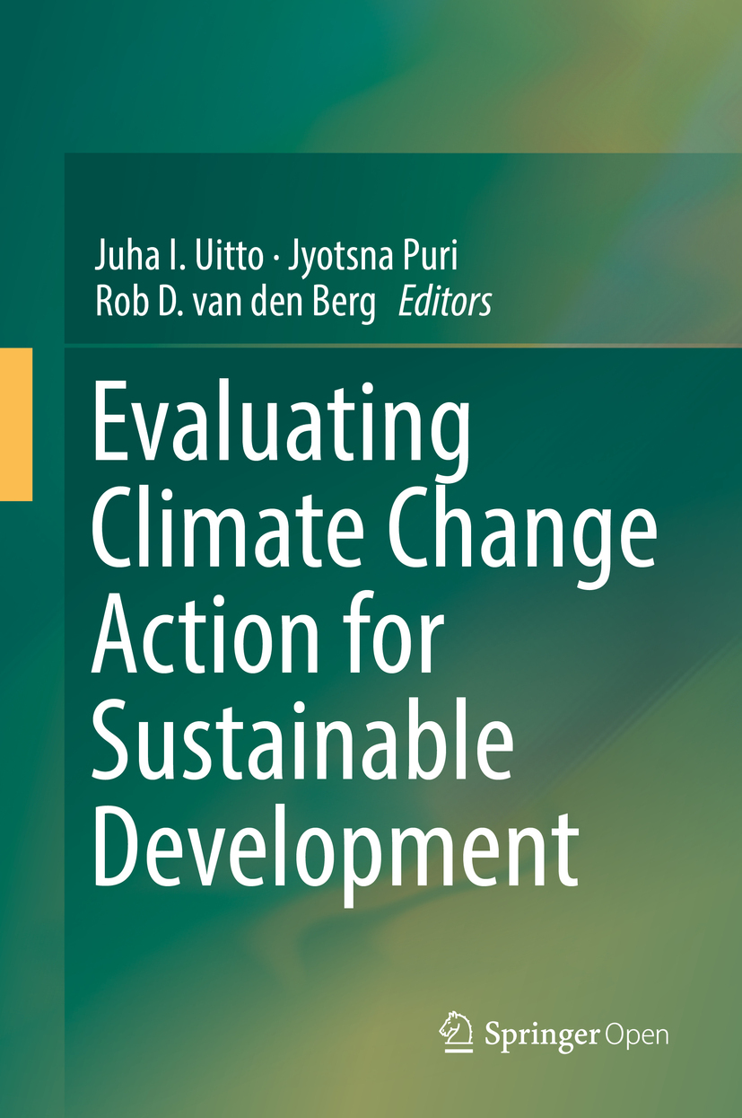 Berg, Rob D. van den - Evaluating Climate Change Action for Sustainable Development, e-kirja