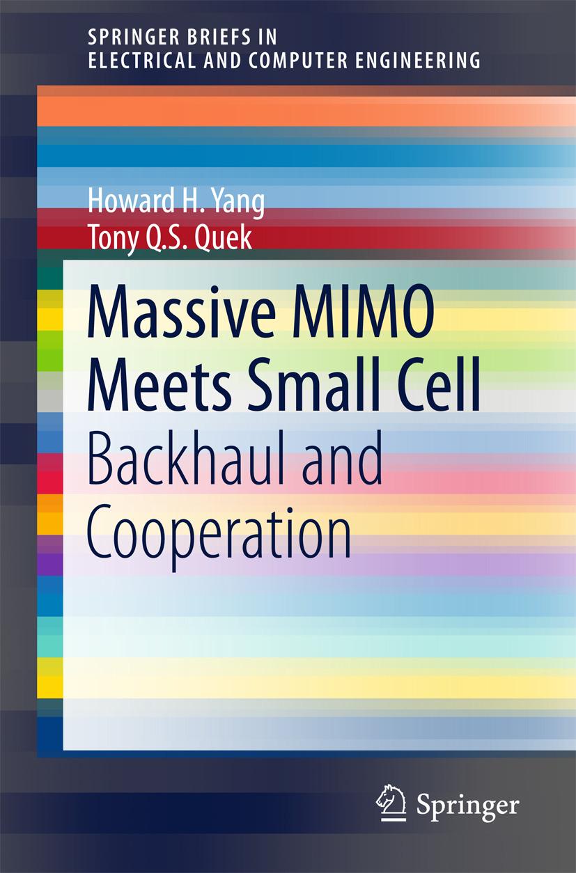 Quek, Tony Q.S. - Massive MIMO Meets Small Cell, ebook