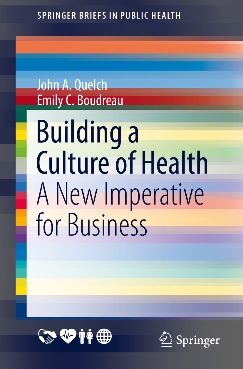 Boudreau, Emily C. - Building a Culture of Health, ebook