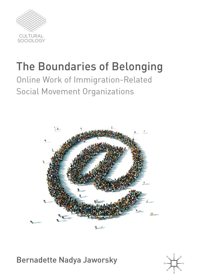 Jaworsky, Bernadette Nadya - The Boundaries of Belonging, ebook