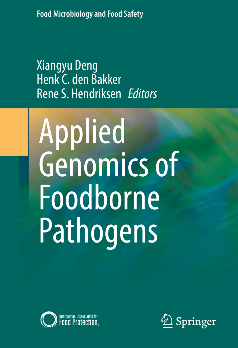 Bakker, Henk C. den - Applied Genomics of Foodborne Pathogens, e-kirja
