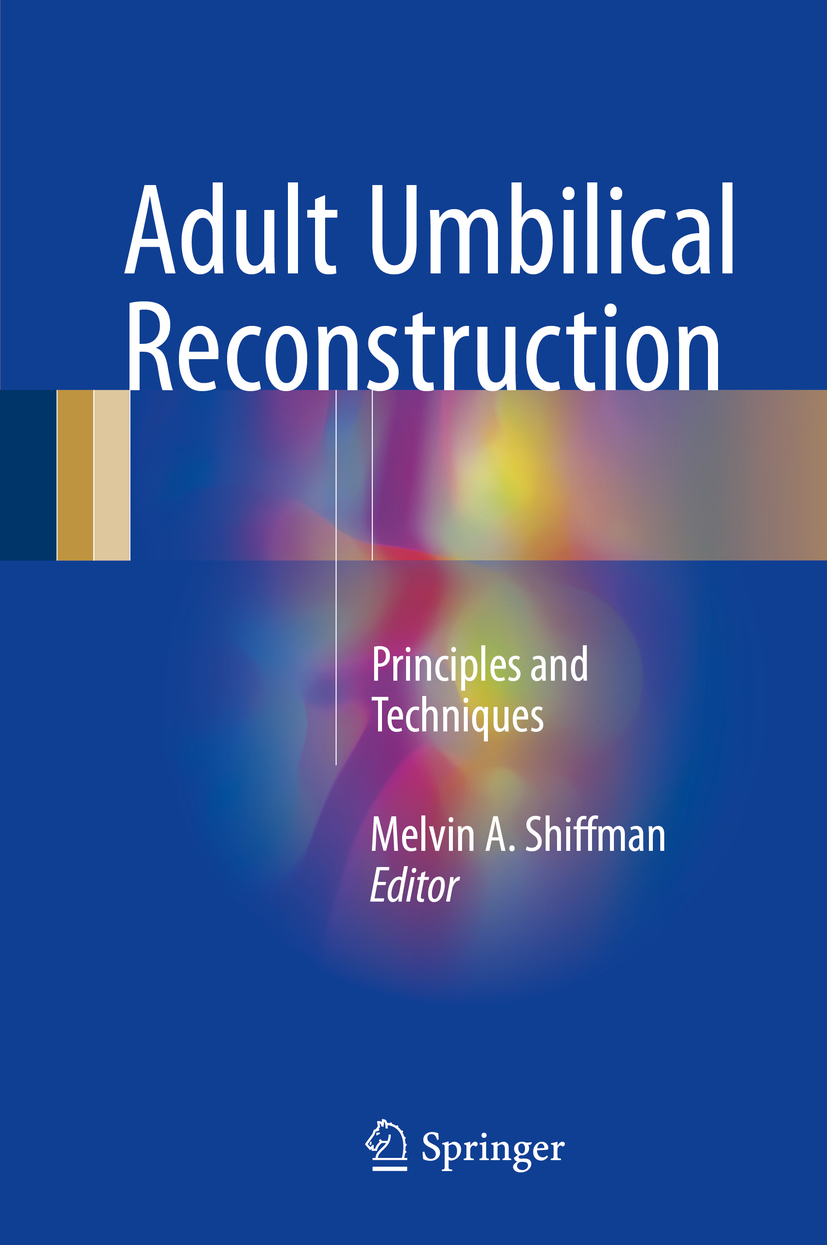 Shiffman, Melvin A. - Adult Umbilical Reconstruction, e-kirja