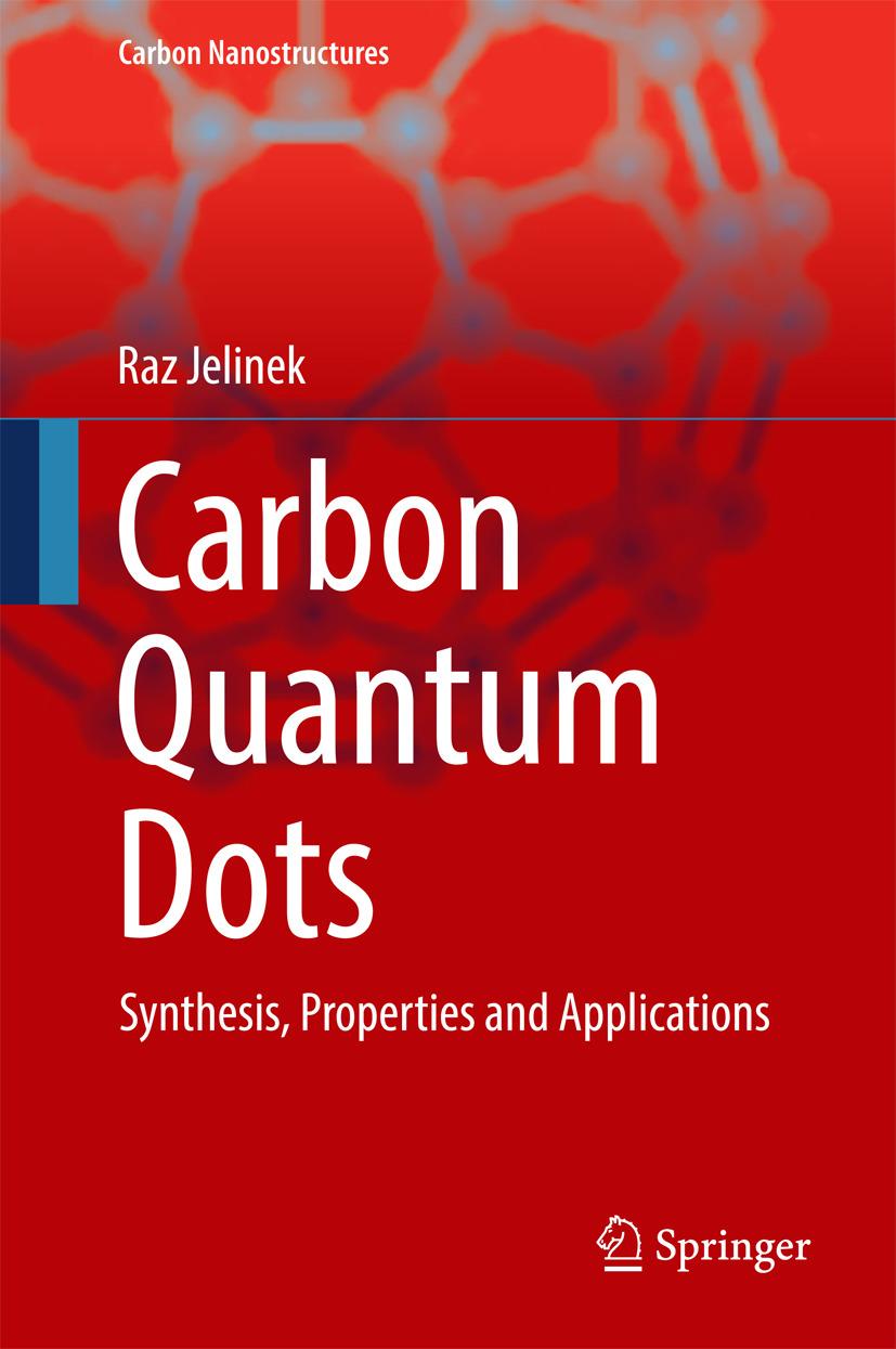 Jelinek, Raz - Carbon Quantum Dots, ebook