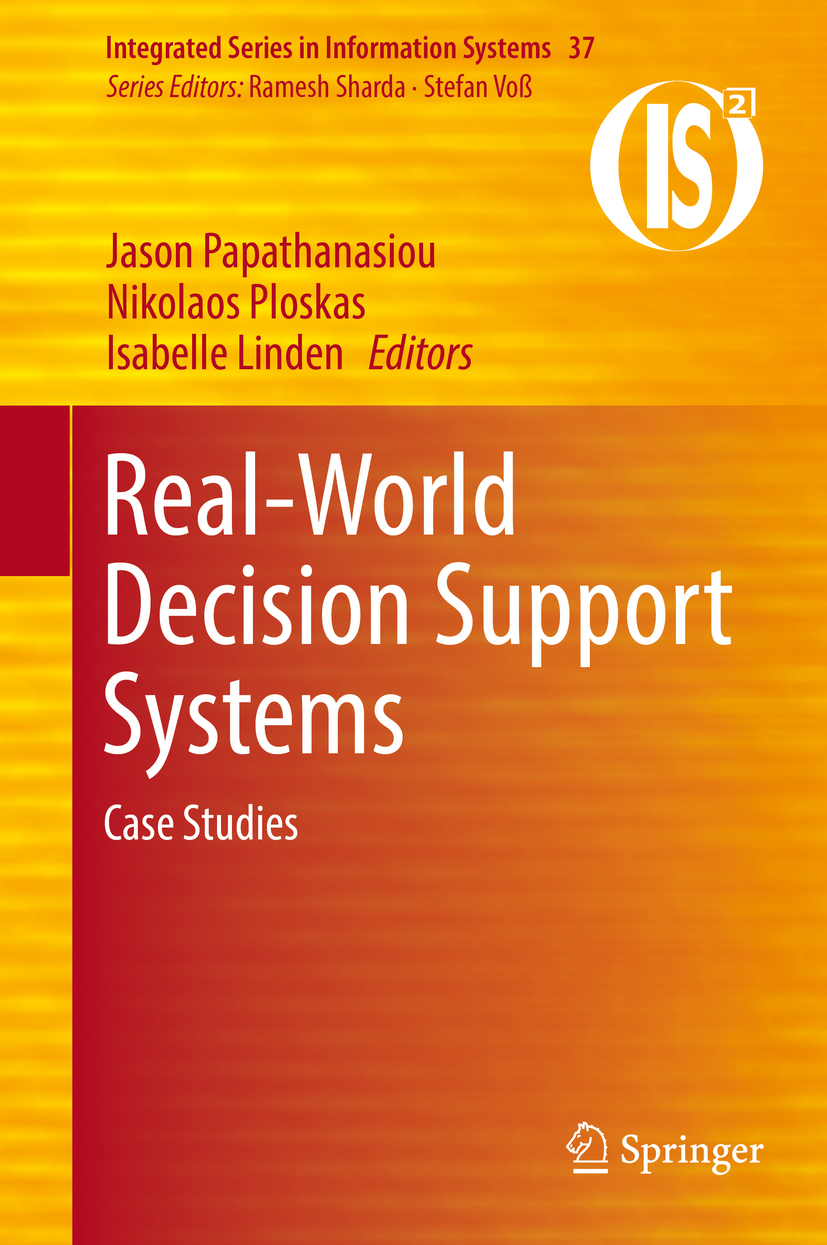 Linden, Isabelle - Real-World Decision Support Systems, ebook
