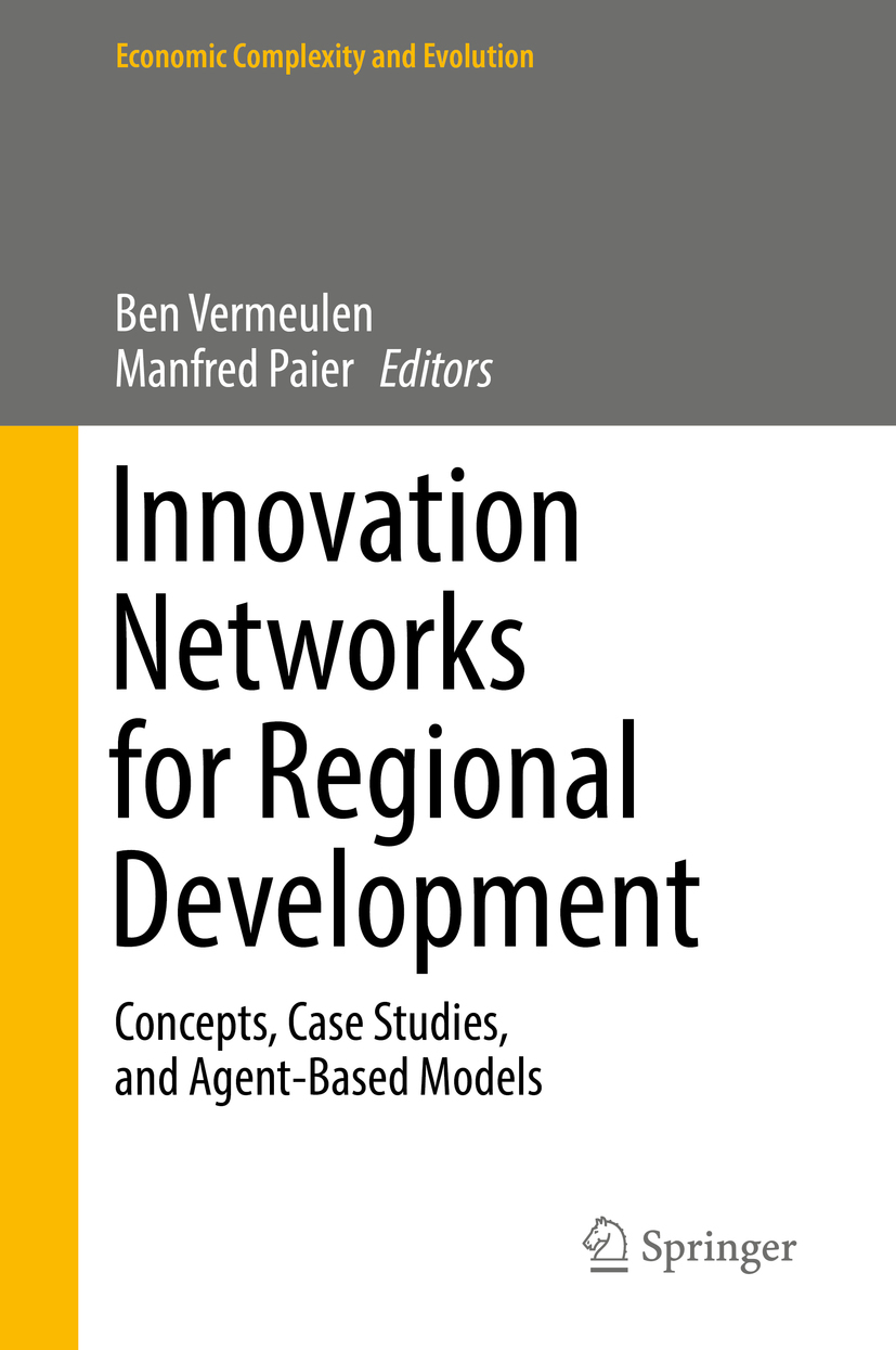 Paier, Manfred - Innovation Networks for Regional Development, ebook