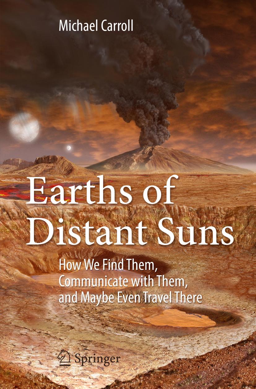 Carroll, Michael - Earths of Distant Suns, ebook