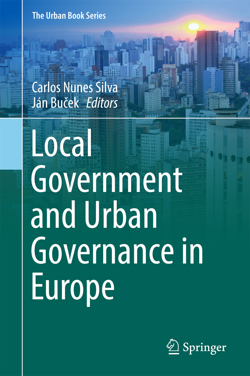 Buček, Ján - Local Government and Urban Governance in Europe, e-kirja