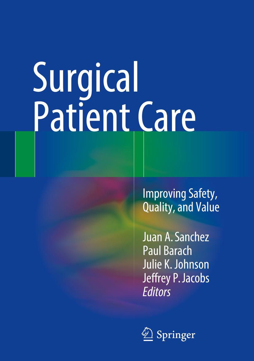 Barach, Paul - Surgical Patient Care, ebook