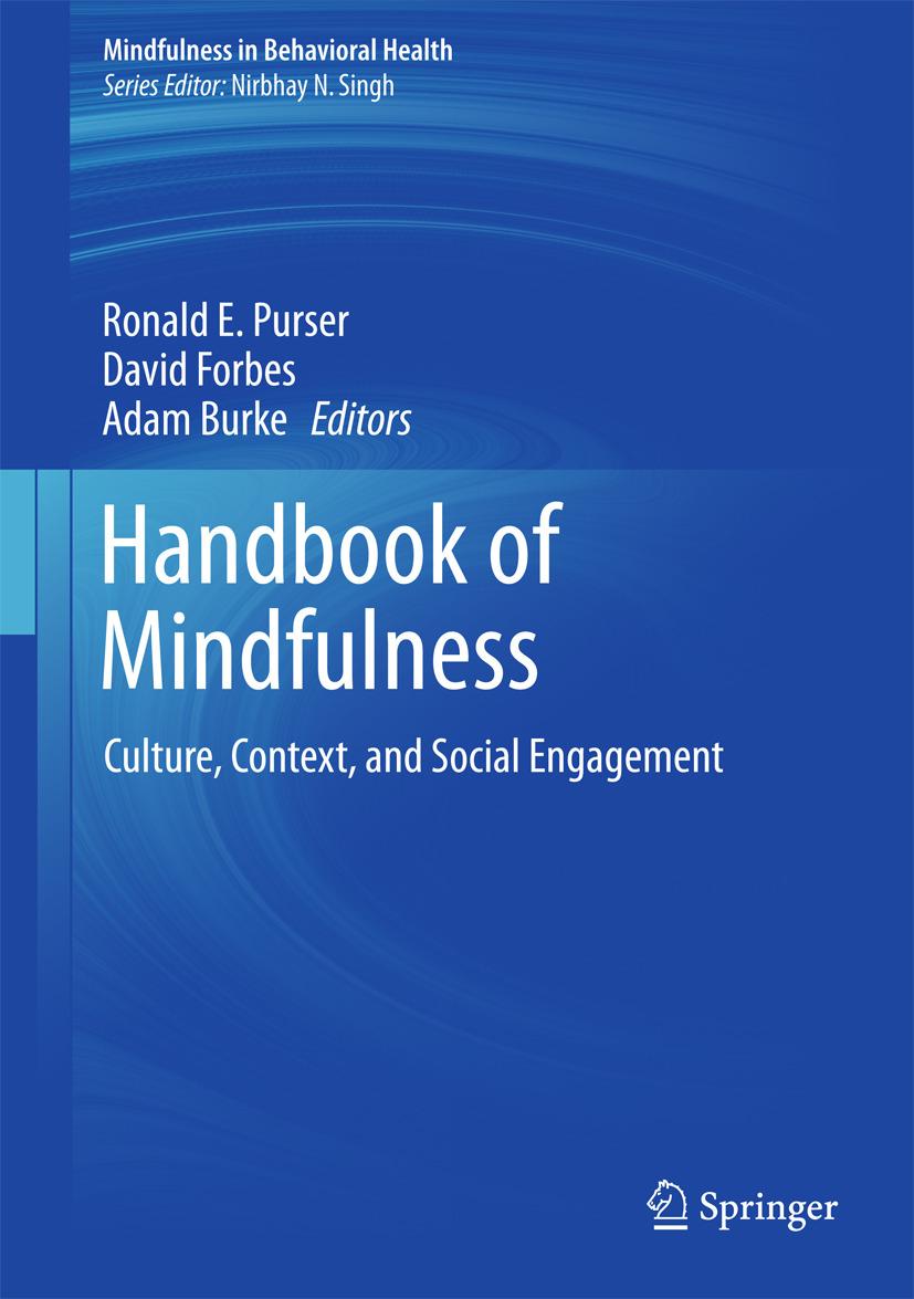 Burke, Adam - Handbook of Mindfulness, ebook