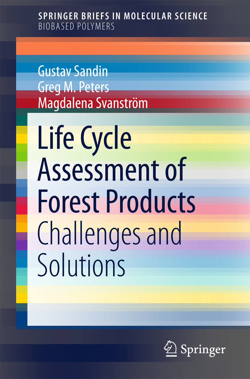 Peters, Greg M. - Life Cycle Assessment of Forest Products, ebook