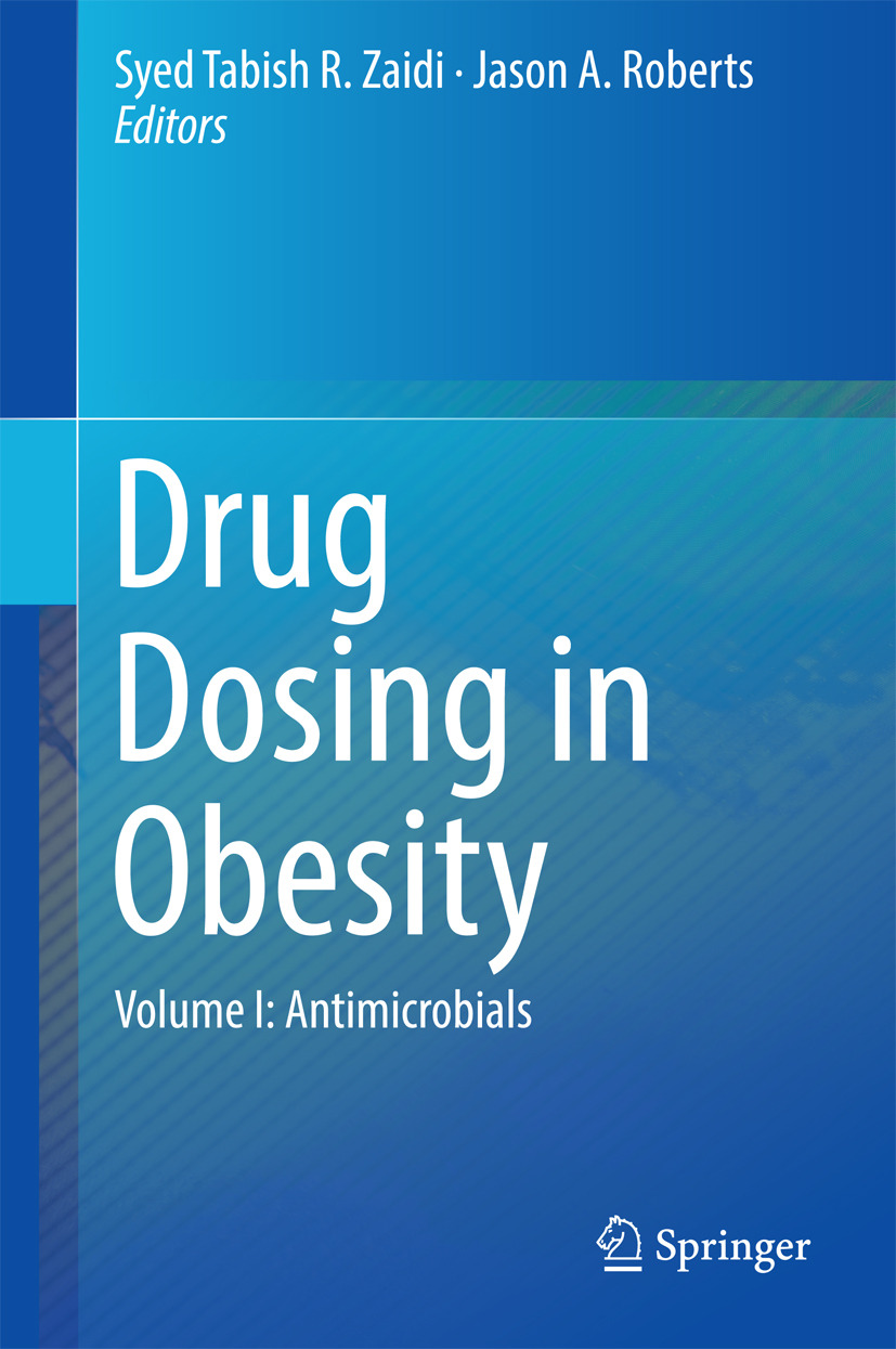 Roberts, Jason A. - Drug Dosing in Obesity, ebook