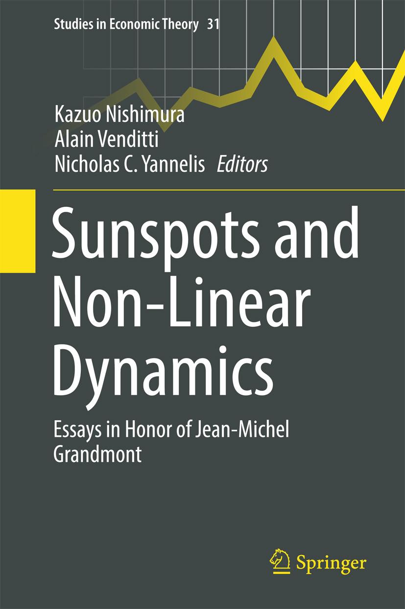 Nishimura, Kazuo - Sunspots and Non-Linear Dynamics, ebook