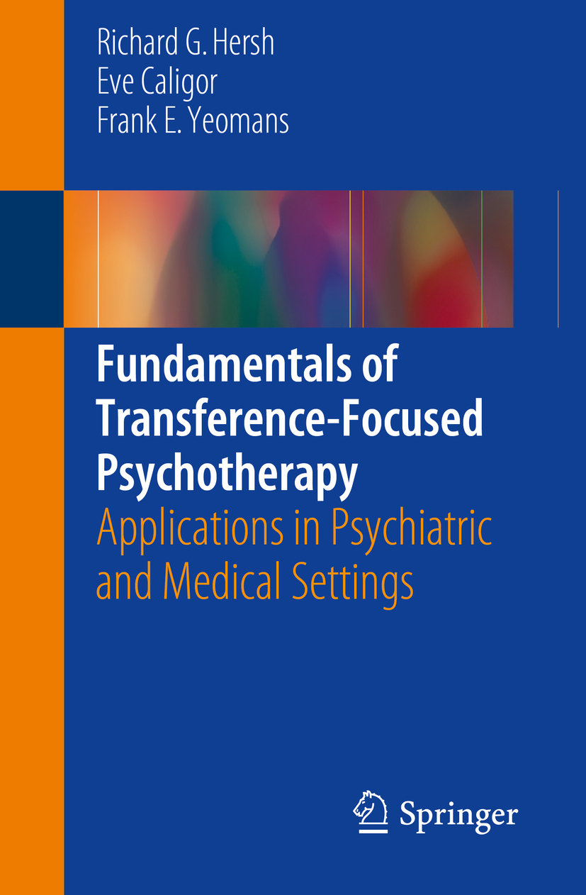 Caligor, Eve - Fundamentals of Transference-Focused Psychotherapy, ebook