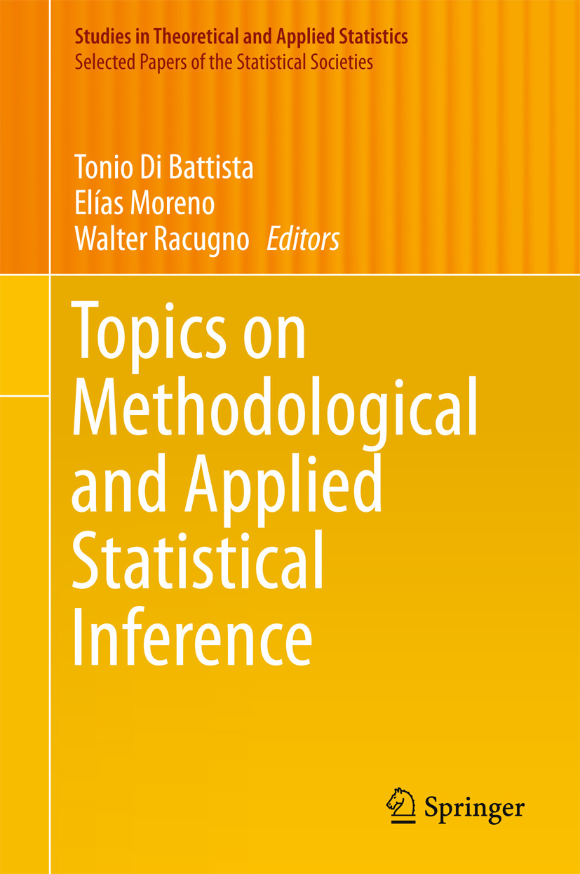 Battista, Tonio Di - Topics on Methodological and Applied Statistical Inference, ebook
