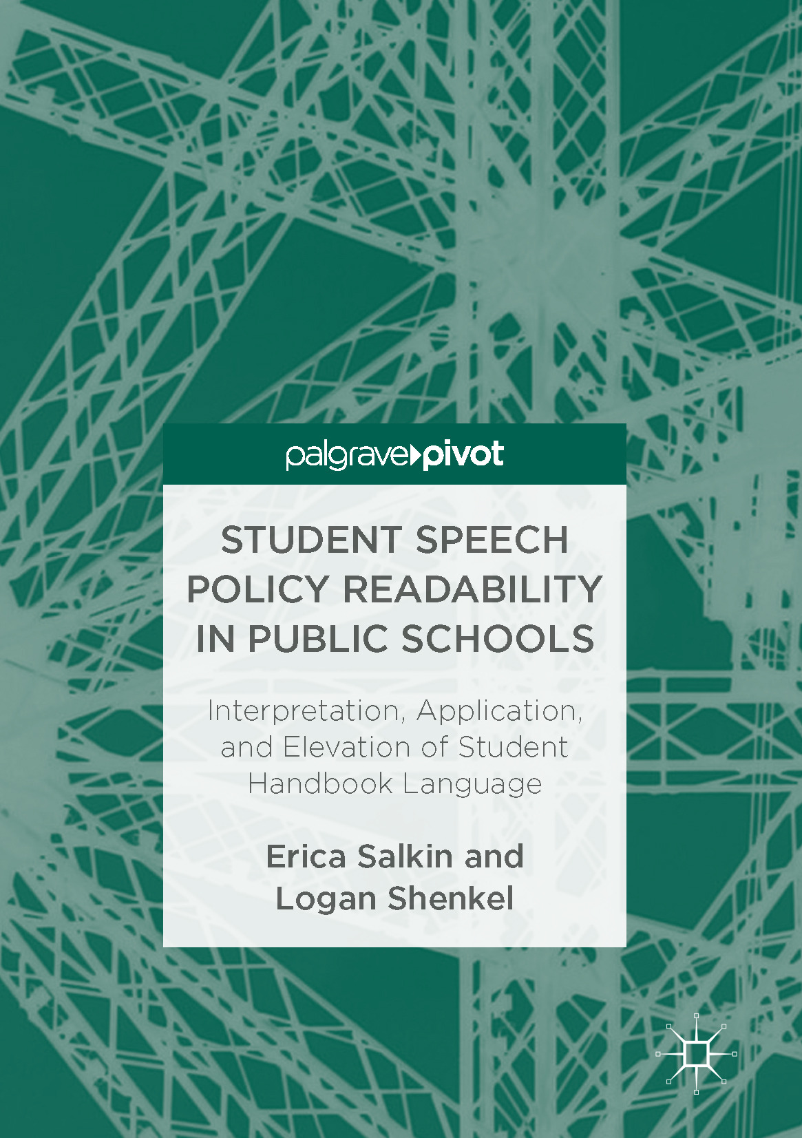 Salkin, Erica - Student Speech Policy Readability in Public Schools, ebook
