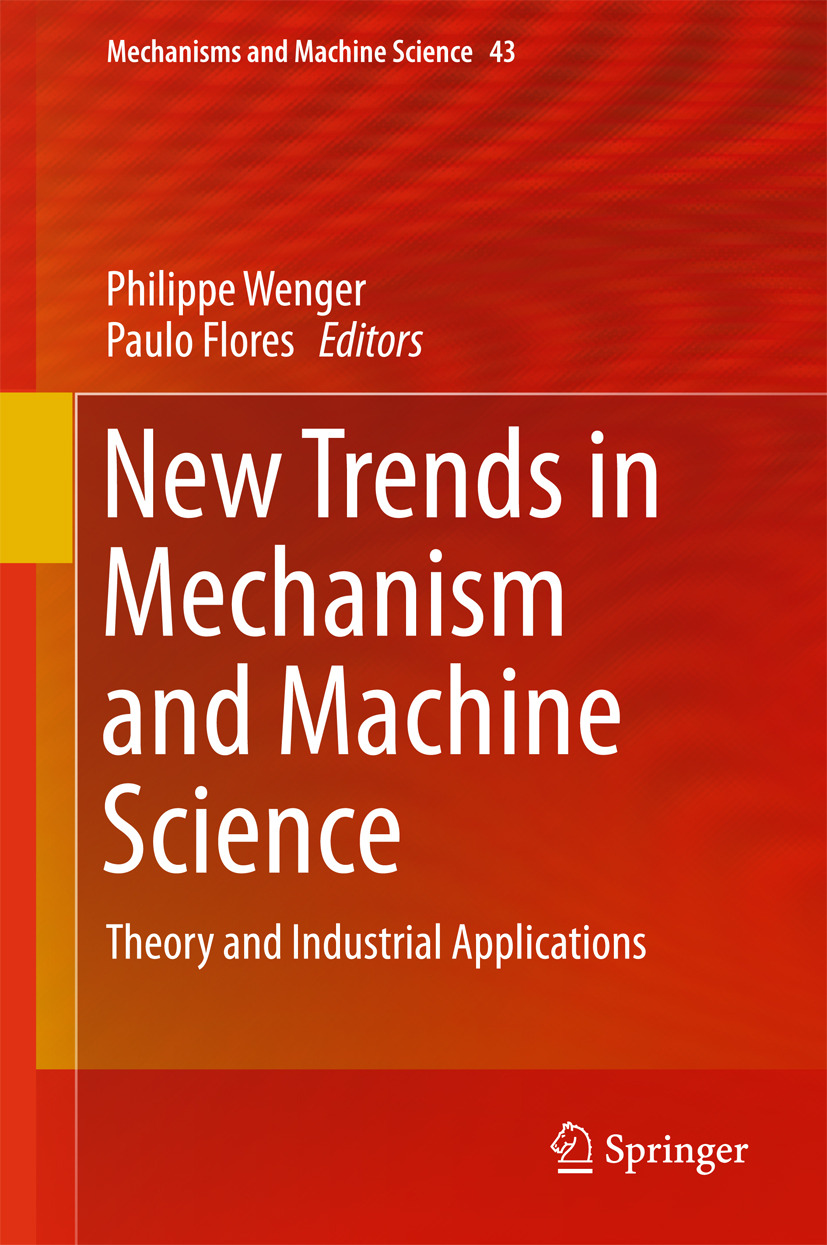 Flores, Paulo - New Trends in Mechanism and Machine Science, ebook